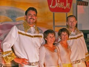 Beim Laternenfest 2011