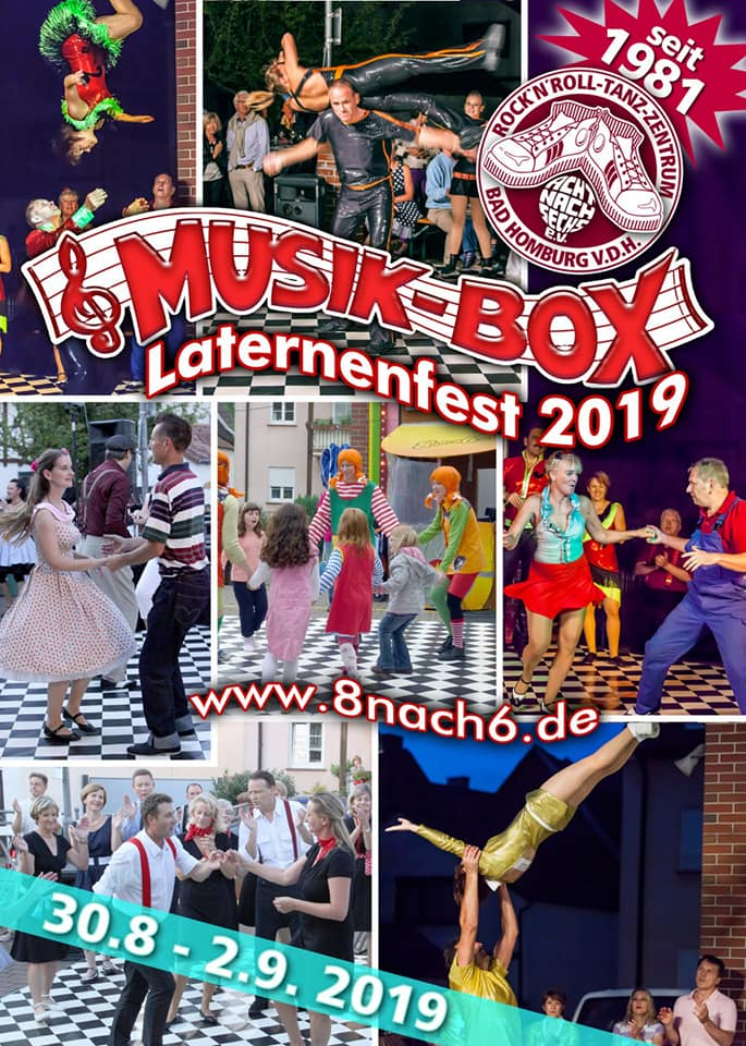 laternenfest bad homburg 2019